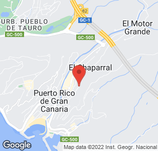 Map for Puerto Feliz Aparthotel