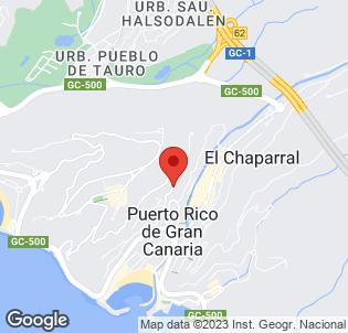 Map for Monaco Bungalows