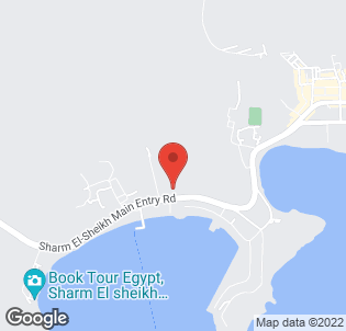 Map for Dreams Vacation Resort
