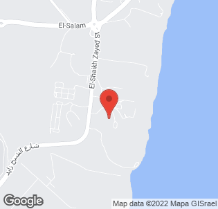 Map for Sea Garden Resort