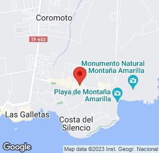 Map for Palia Parque Don Jose Hotel-Club