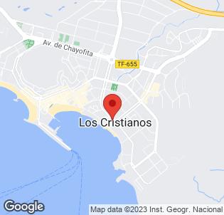 Map for Comodoro Apartments