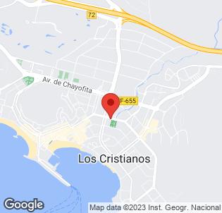Map for Cristian Sur Apartments