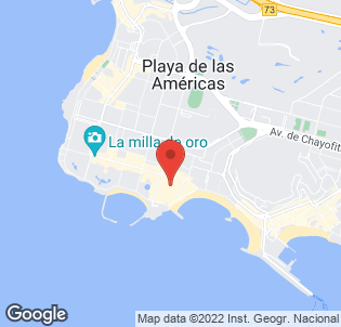 Map for Compostela Beach Apartments