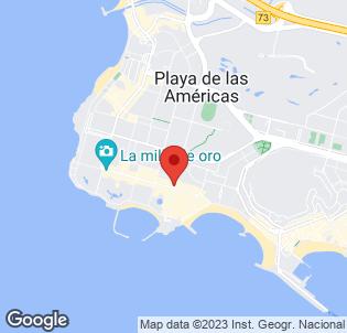 Map for Parque De La Paz Apartments