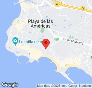 Map for Torres Del Sol Apartments