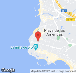 Map for La Siesta Hotel