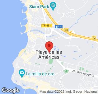 Map for Las Floritas Apartments
