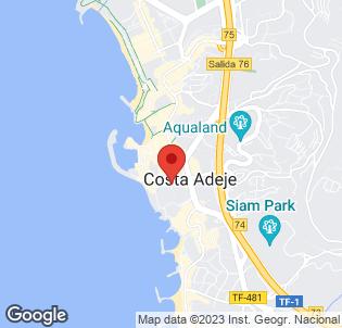 Map for Aparthotel Panorama