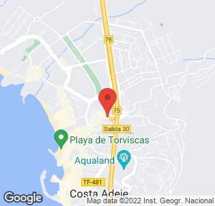 Map for Playa Olid Apartments