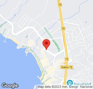 Map for Aparthotel El Duque