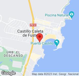 Map for Solvasa Geranios Suites & Spa