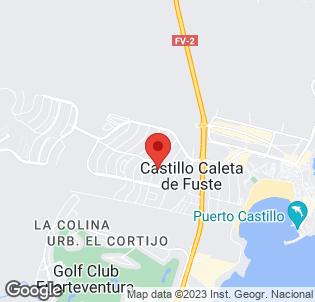 Map for Club Caleta Dorada