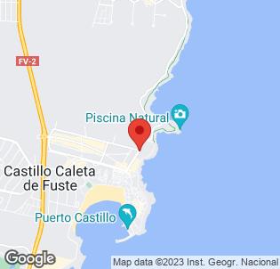Map for ApartHotel Castillo San Jorge / Antigua / Suites