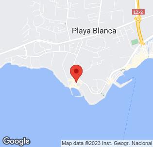 Map for Flamingo Beach Resort