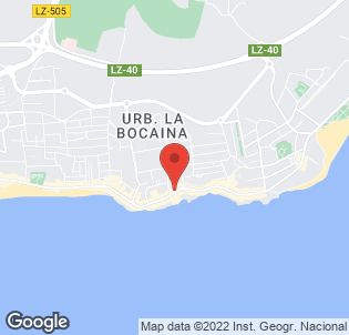 Map for La Penita Apartments