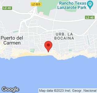 Map for Apartamentos Arena Dorada