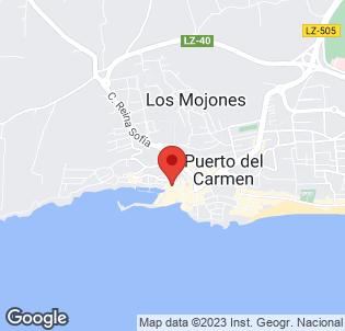 Map for Las Terrazas Apartments