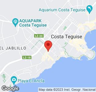 Map for Coronas Playa Hotel