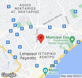Map for Atlantica Bay Hotel