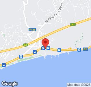 Map for Amathus Beach Hotel Limassol