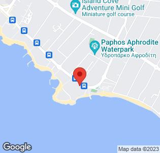 Map for Louis Phaethon Beach