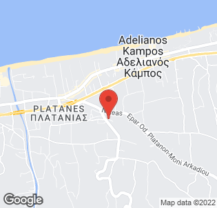 Map for Apollon Hotel Apartments