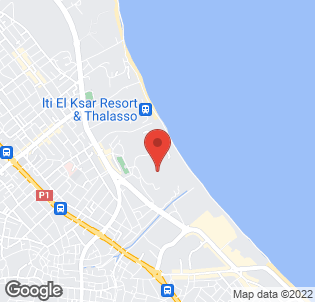 Map for Marhaba Royal Salem Hotel