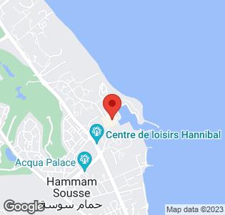 Map for Soviva Resort