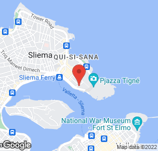 Map for Fortina Spa Resort