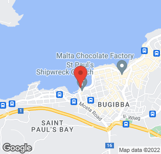 Map for Gillieru Harbour Hotel