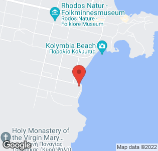Map for Atlantica Imperial Resort
