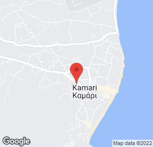 Map for Ekati Apartments