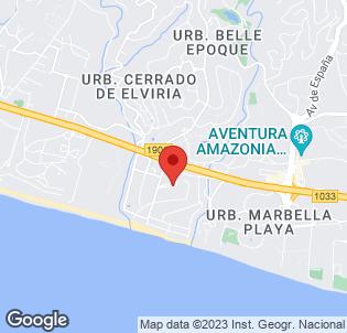 Map for Vincci Seleccion Estrella Del Mar