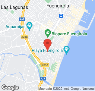Map for Hotel Veramar