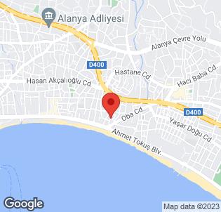Map for Berkan Hotel