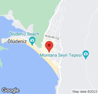 Map for Tonoz Beach