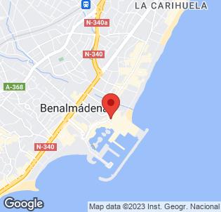 Map for Hotel Riu Puerto Marina