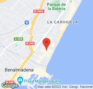 Map for Apartments Buensol