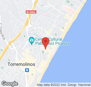 Map for Sol Don Pedro Hotel