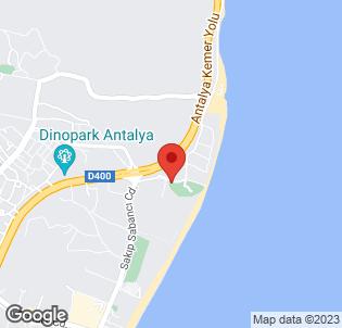 Map for Mirada Del Mar