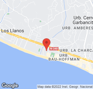 Map for Iberostar Malaga Playa