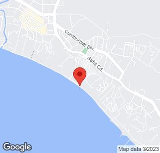 Map for Iz Flower Side Beach