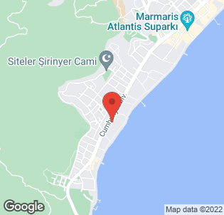 Map for Pasa Beach Hotel