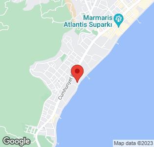 Map for Emre Beach Hotel