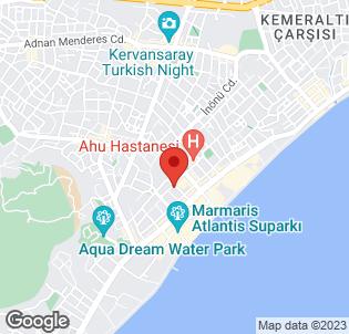 Map for Sinem Hotel