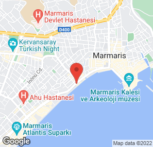 Map for Royal Maris Hotel