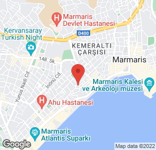 Map for Sun Maris City Hotel