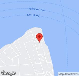 Map for Pelagos Suites Hotel