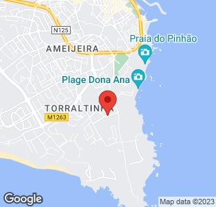 Map for Sol e Praia Hotel